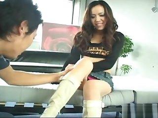 Shinobu Todaka Massage Lover part5