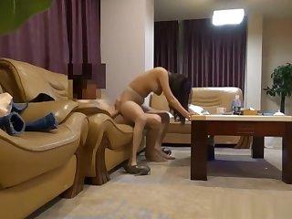 Chinese office girl【某企业文员小美女李晓语】