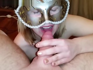 Toying and fucking in all holes