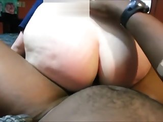 Amateur Chubby Slut Getting Drilled By A BBC