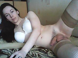 web camera Solo From A Titty tranny