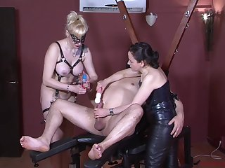 BDSM and a slave role are the favorite games for Lady Patricia
