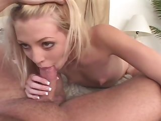 Young Leah Luv Sucks And Jerks For A Cum Facial