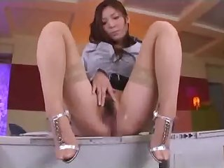 Mosaic; sex with Yuna Shiina 11