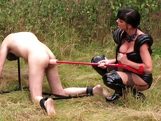 Carmen Rivera loves everything about humiliation and BDSM with a dude