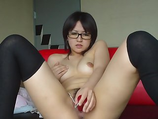 Amateur Pretty Japanse Teen Masturbation