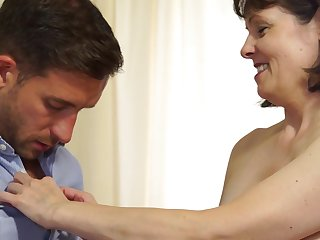 Amazing sex with hot mature woman