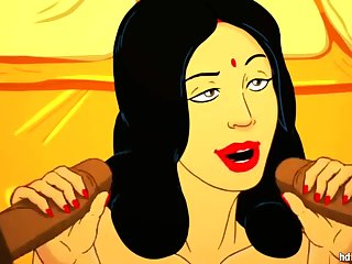Hot Indian Cartoon Porn Video
