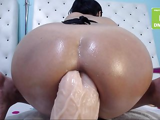 Colombian Girl XxAisabelaxxX (25) Copulate Butt With Many Dildos