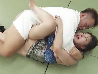 Japanese judo girl 1