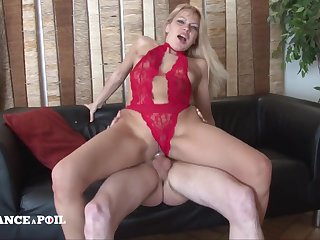 Assfuck Casting Couch Of A Gorgeous Blonde Hard Sex